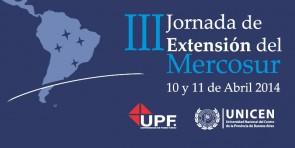 Baner-Web JORNADAS de EXTENSIÓN MERCOSUR