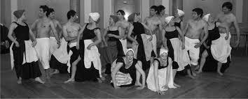 BAllet de danzas Argentinas imagen