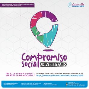 compromiso social