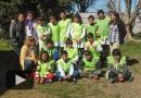 Agronomía en la Escuela 22 de Azul