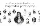 """""""Inspirados por Goethe"""", este sábado"""