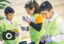 Cierre de proyectos en Escuela N°22 de Azul
