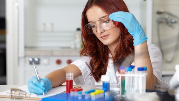mujeres en la ciencia