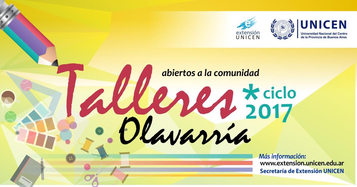 TALLERES OLAVARRIA