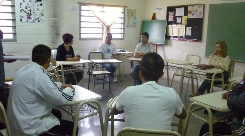 clases en UP de Azul