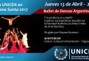 Espectáculo del Ballet de la UNICEN