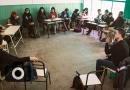 Actividad en la Escuela N°14 de Tandil abordando problemáticas de género