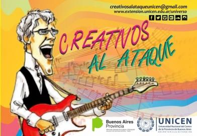 Creativos al Ataque en Universo Spinetta