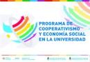 Convocatoria Cooperativismo y Economía Social