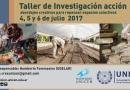 Taller internacional sobre Investigación Acción
