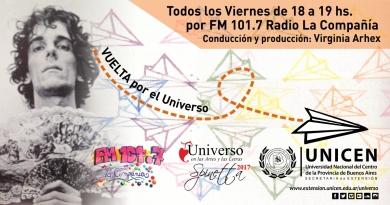 Programa radial: Vuelta por el Universo