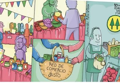 Feria de la Economía Social, el sábado