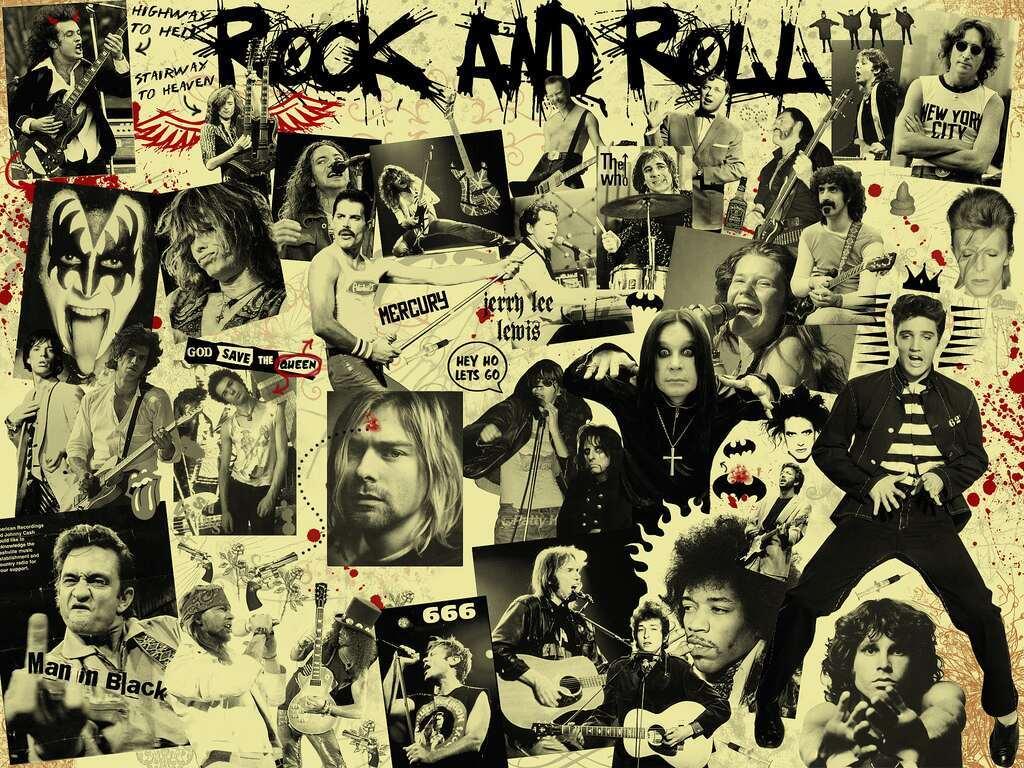 origenes del rock