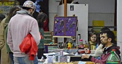 Feria de la Economía Social y Solidaria en Olavarría