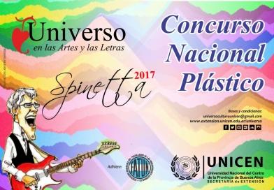 Concurso Plástico Nacional Universo Spinetta