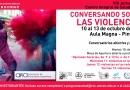 """Inscriben para participar en Jornadas sobre """"las violencias"""""""