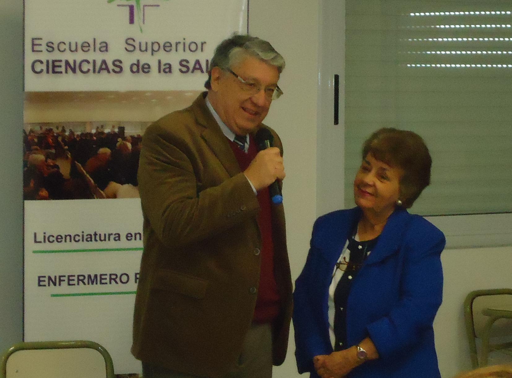 02. Dra Fleites y Dr Pracilio ESCS-CUBA