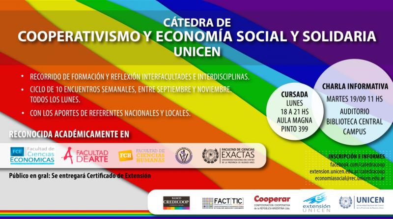 Catedra COOP UNICEN 2017