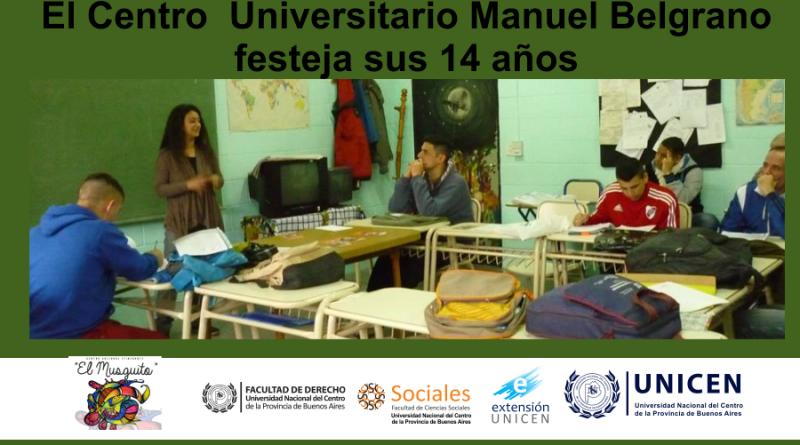 FESTEJO CENTRO UNIVERSITARIO MANUEL BELGRANO