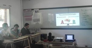 Ciclo de formación en cooperativismo en Escuela Granja