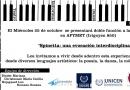 Danza, teatro, poesía y música en evocación a Spinetta
