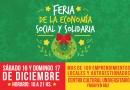 Feria Navideña de la Economía Social