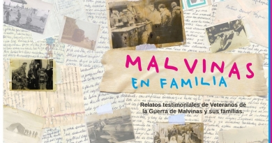 "Libro ""Malvinas en Familia"" para descargar"