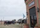 Cálidos actos por Malvinas en Gardey