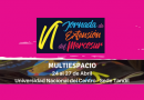 Espacios descontracturados en la VI Jornada de Extensión del Mercosur