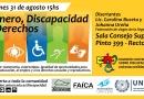Encuentro sobre Género, Discapacidad y Derechos
