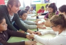 Continúan los talleres en la Escuela 10 de Tunitas