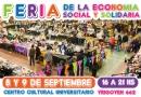 Nueva Feria de la Economía Social y Solidaria