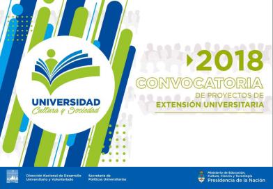 Universidad, Cultura y Sociedad 2018