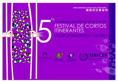 Convocatoria a participar del 5to Festival de Cortos Itinerantes