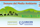 Convocatoria: Semana del Medio Ambiente 2019
