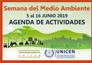 Nutrida agenda de actividades por la semana del ambiente