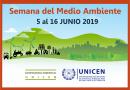 Convocatoria semana del ambiente 2019