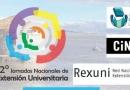 12° Jornadas Nacionales de Extensión Universitaria