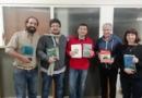 Donación de libros sobre cooperativismo y economía social