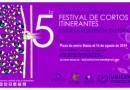 Se conocieron los ganadores del V Festival de Cortos Itinerantes «Desde la resistencia cultural»