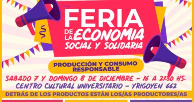 Feria Navideña de la Economía Social y Solidaria de Tandil