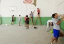 Estudiantes del ingreso a Cs. Exactas acondicionaron espacios en las Escuelas 32 y 14 de Villa Gaucho