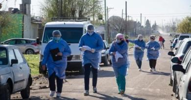 Solidaridad y ciencia, al servicio de la salud pública. Voluntariado UNICEN COVID-19