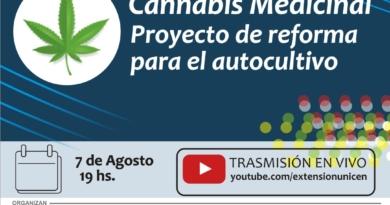Jornada virtual sobre Cannabis Medicinal