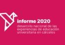 Informe gráfico de la educación universitaria en contextos de encierro en Argentina