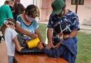 Agronomía UNICEN colabora con la producción y alimentación saludable en merenderos de Azul