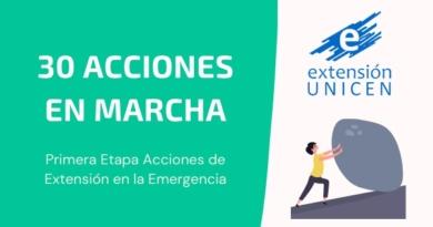 La convocatoria de Acciones de Extensión en la Emergencia culmina su primera etapa con 30 proyectos en marcha