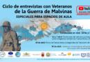 Ciclo de entrevistas virtuales con Veteranos de la Guerra de Malvinas