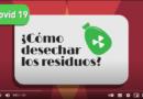 Video: ¿Cómo desechar los residuos?