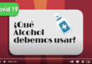 Video: ¿Qué alcohol debemos usar?